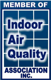 Member of Indoor Air Quality Association Inc